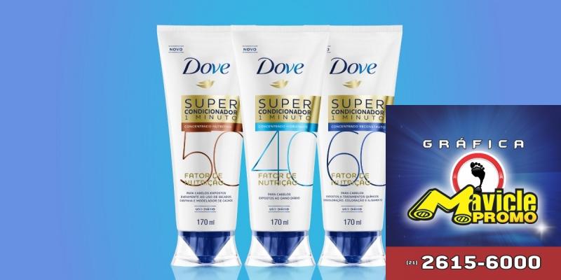 Dove lança a linha Super Condicionadores   Guia da Farmácia   Imã de geladeira e Gráfica Mavicle Promo
