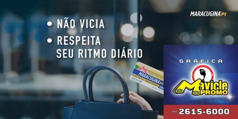 Maracugina lança uma campanha com o reposicionamento   Guia da Farmácia   Imã de geladeira e Gráfica Mavicle Promo