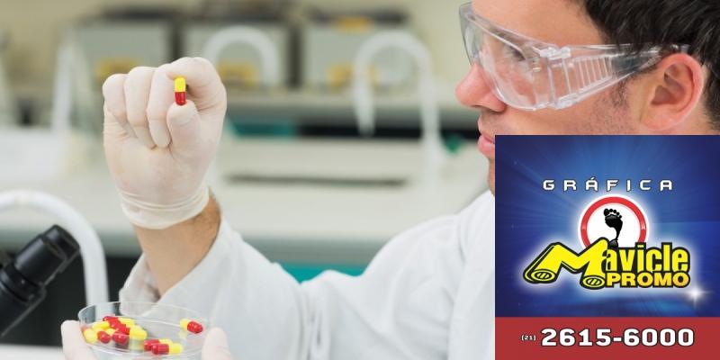 Os maiores laboratórios farmacêuticos   Guia da Farmácia   Imã de geladeira e Gráfica Mavicle Promo