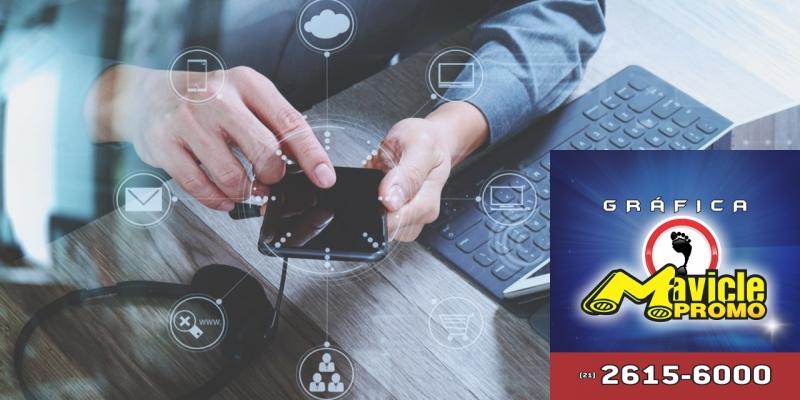 A revolução digital é uma realidade e não uma expectativa de futuro   o Guia da Farmácia   Imã de geladeira e Gráfica Mavicle Promo