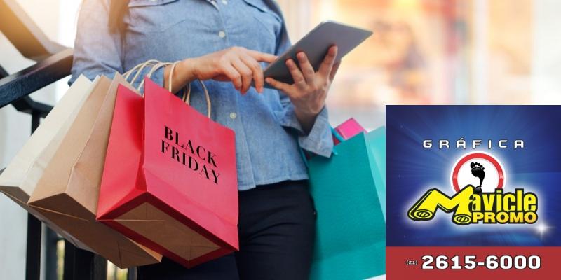 O Consumidor está atento às ofertas de Black Friday   Guia da Farmácia   Imã de geladeira e Gráfica Mavicle Promo