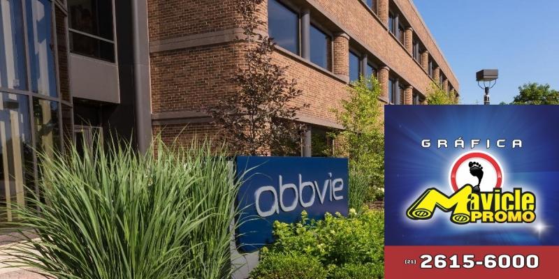 AbbVie anuncia crescimento no terceiro trimestre   Guia da Farmácia   Imã de geladeira e Gráfica Mavicle Promo