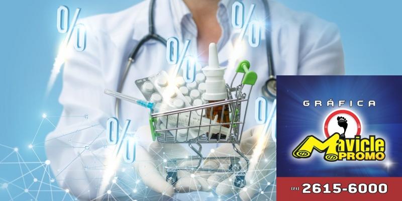 Beneficiados Ticket obtêm descontos em farmácias   Guia da Farmácia   Imã de geladeira e Gráfica Mavicle Promo
