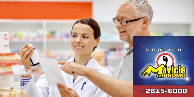CRF SP gera debate sobre a atenção farmacêutica   Guia da Farmácia   Imã de geladeira e Gráfica Mavicle Promo