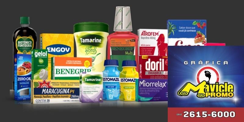 Hypera Pharma bate recorde no índice de inovação   Guia da Farmácia   Imã de geladeira e Gráfica Mavicle Promo