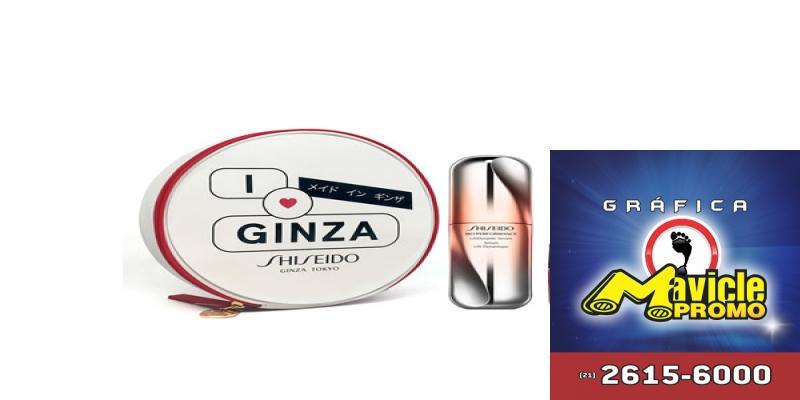 Shiseido lança kits presenteáveis para Natal